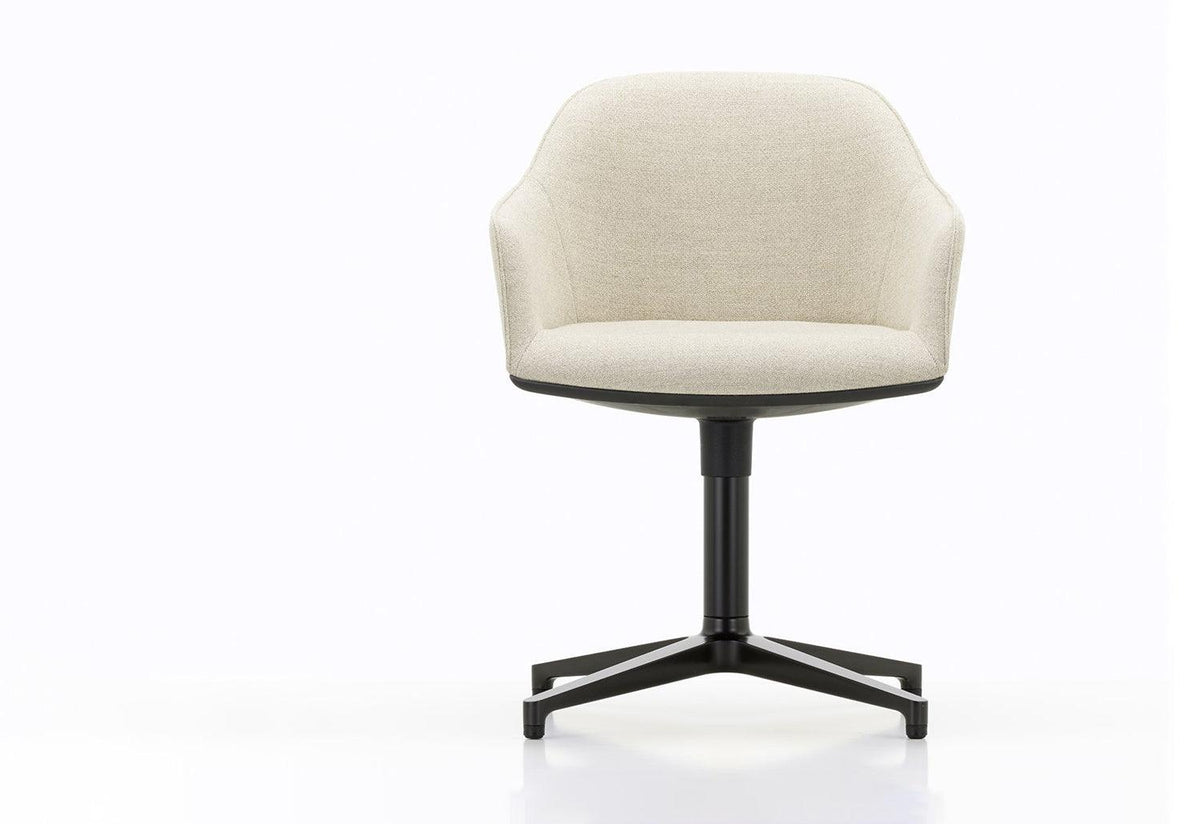 Softshell chair, four-star base, 2008, Ronan and erwan bouroullec, Vitra