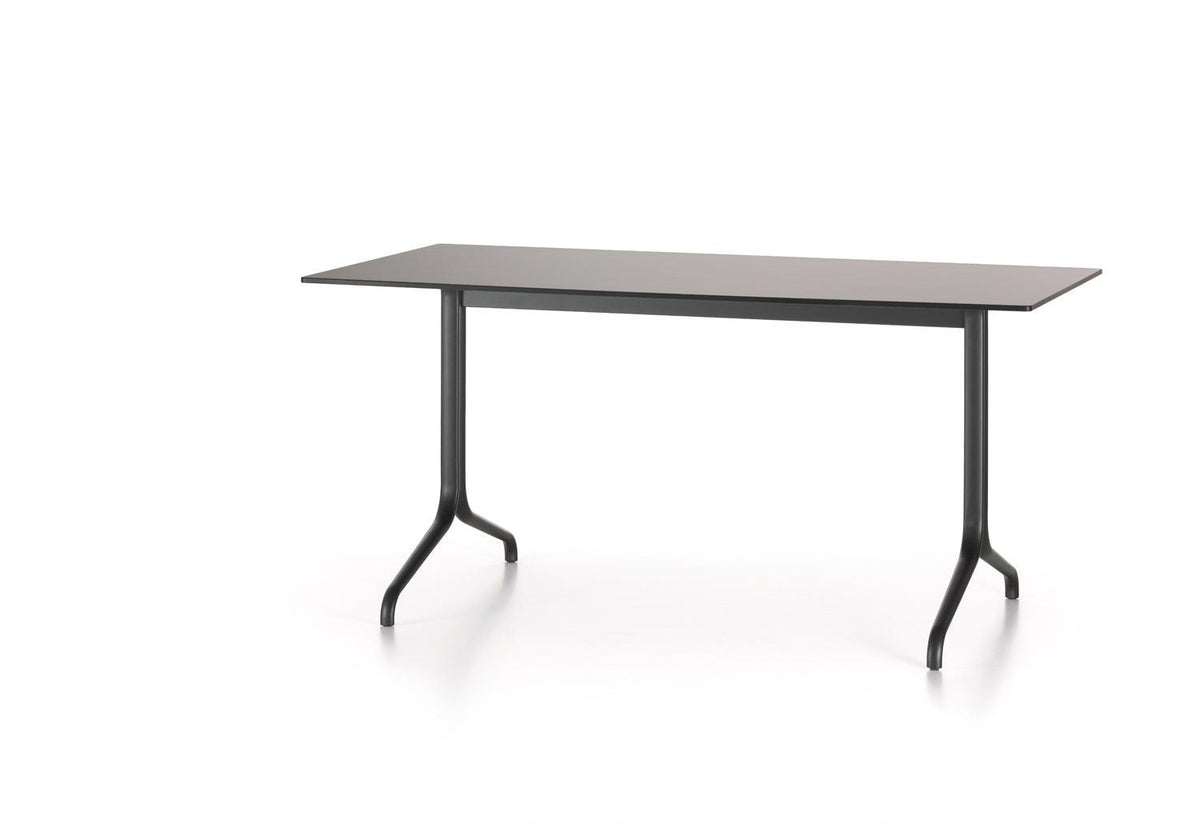 Belleville dining table, 2015, Ronan and erwan bouroullec, Vitra