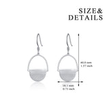 Best Selling Drop Pendant Jewelry Geometric Earrings