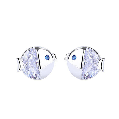 Kiss Fish Ear Studs