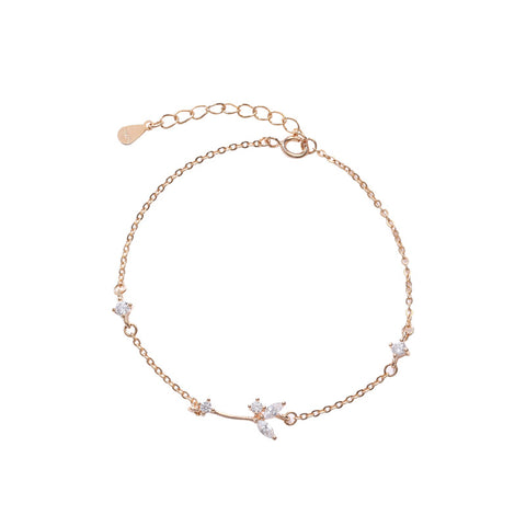 leaf ladies bracelet
