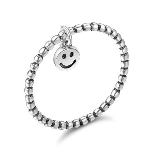 cute smiley ring