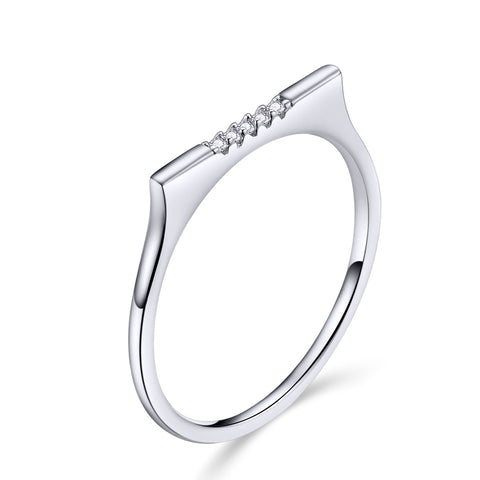 U-shaped Ring