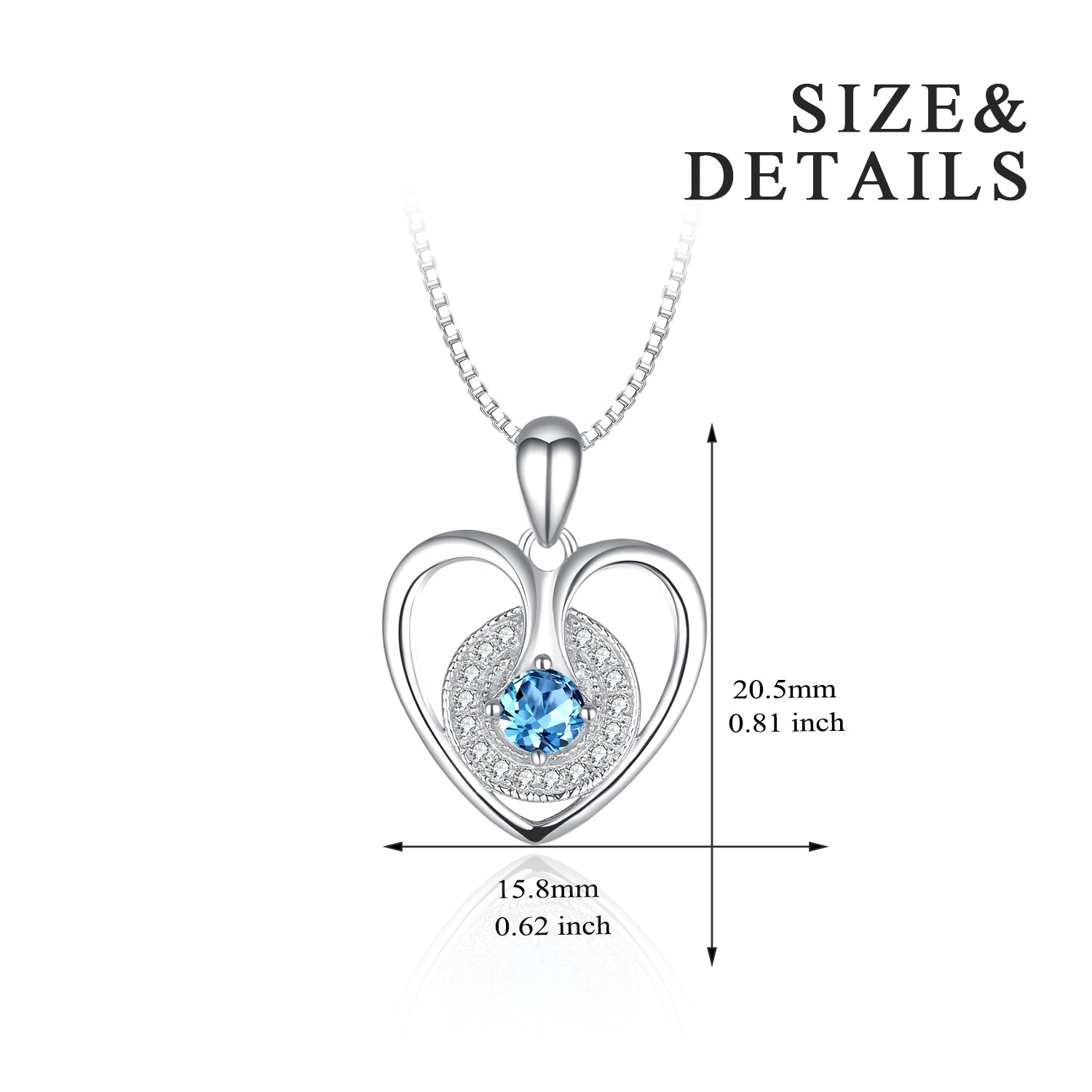 Loving Heart Necklace Wholesale Small Moq Jewelry Mother Loving Necklace