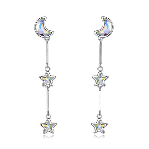 Moon Star Earring