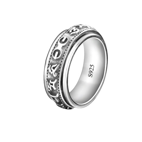 Cheap price jewelry fashion design custom silver rings wholesale