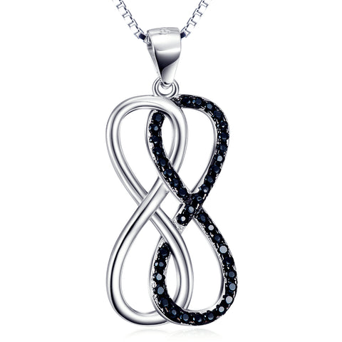 Classic Fashion Pendant Necklace Wholesale 925 Sterling Silver Jewelry For Woman
