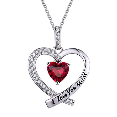 Forever Love to Heart Pendant