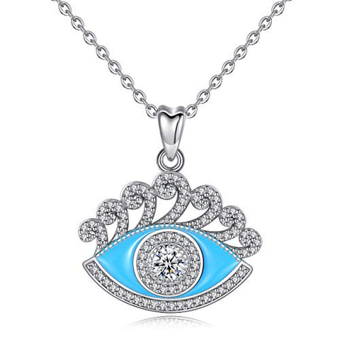 Devil's Eye Necklace