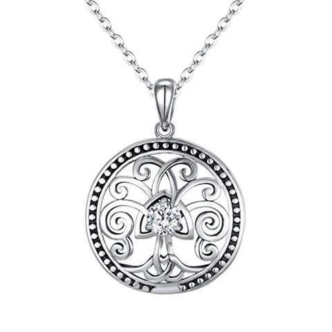 Tree of Life Family Pendant Necklace