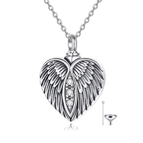 Heart Urn Necklace