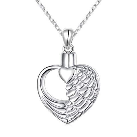 Angel Wing Urn Necklace