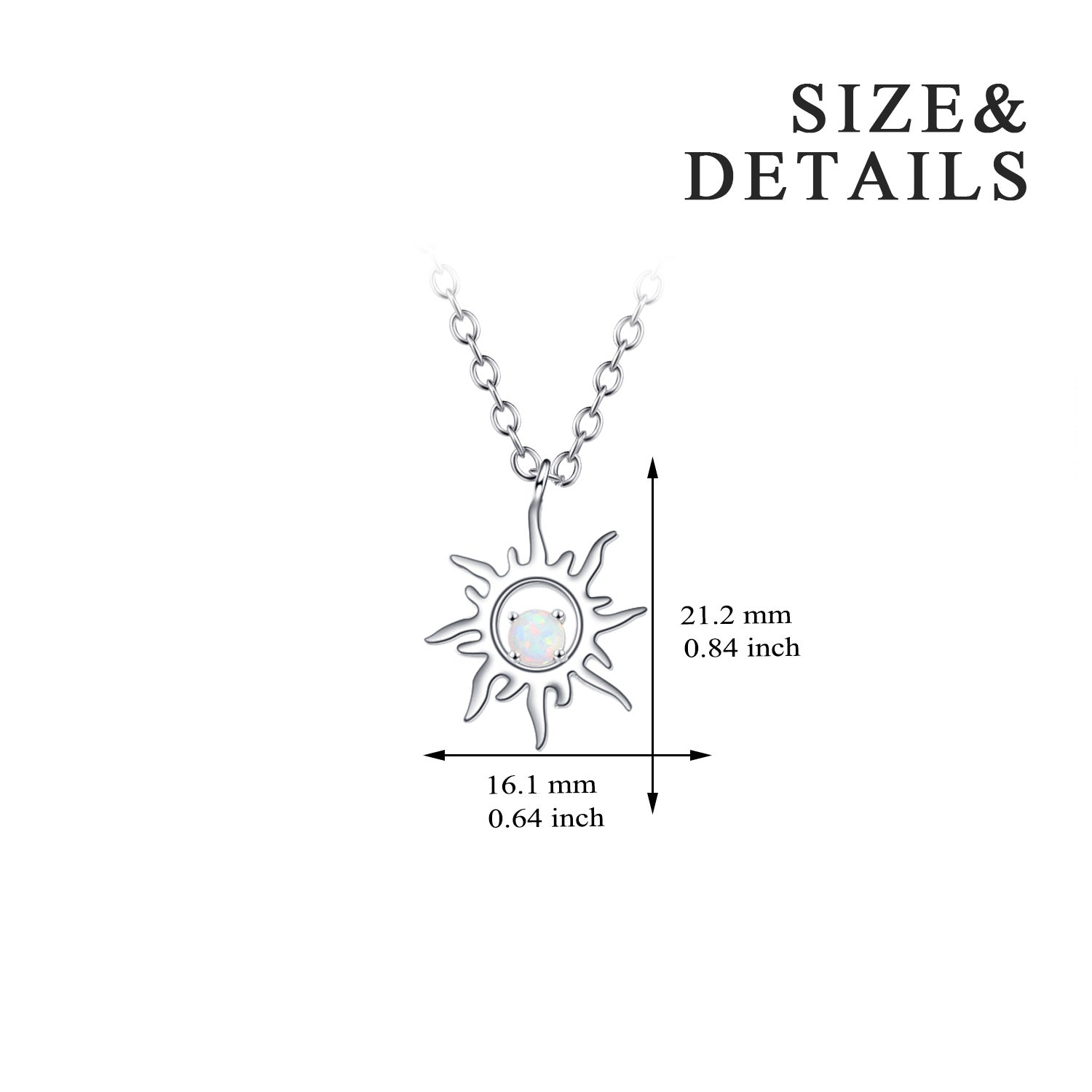 Custom Promotion Women Charm Pendant Necklace Factory Directly Supply