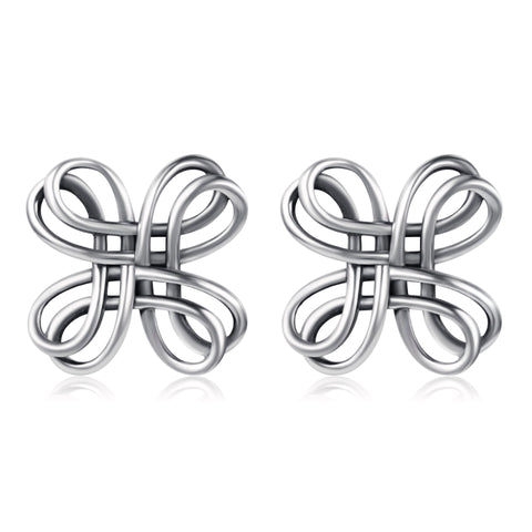 Superstar Accessories Knot Earrings Cute Lovely Earrings