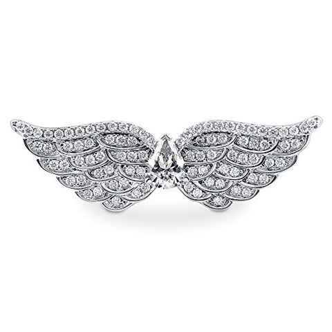 Angel Wings Cocktail Fashion ring