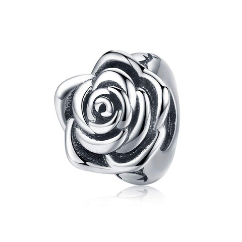 Rose Flower Charms