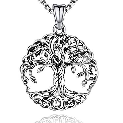Celtic Family Tree Pendant