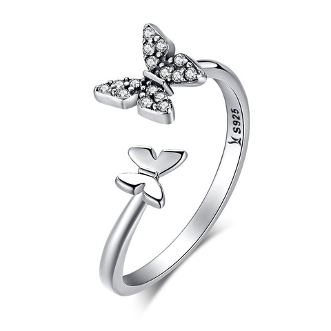 butterfly dance ring