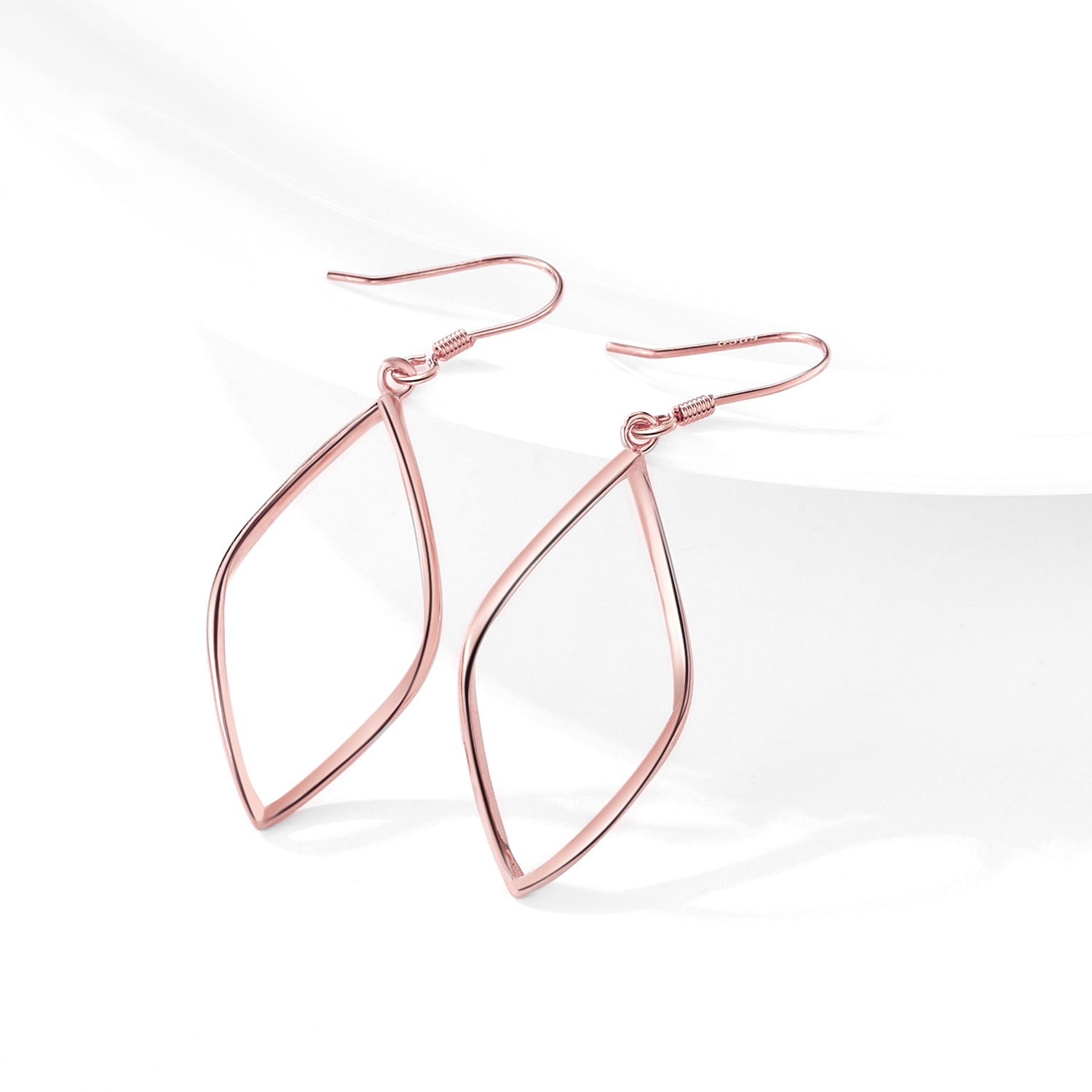 Popular New Professional Design Earring Luxury Rose Gold Jewelry Earring For Women