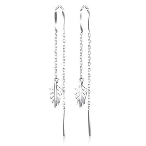 Tassel Threader Earrings