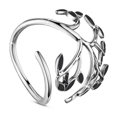 Stylish Ring Cuff Ring