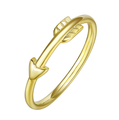 Thin Arrow Simple Rings Wholesale Elegant Cheap Jewelry Ring
