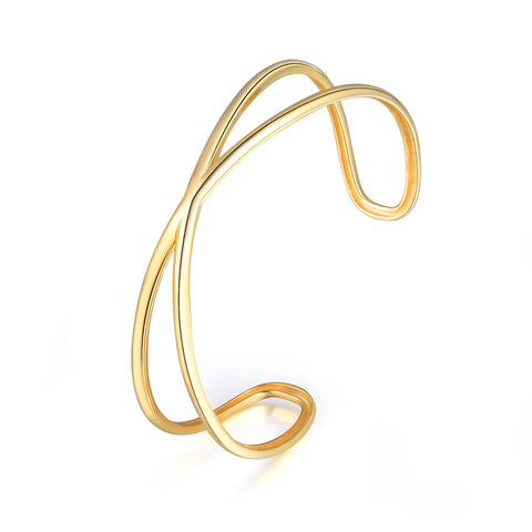 Opening Adjustable Bangle, Adjustable Wire Bangle Bracelet, Women Jewelry cheap wholesale