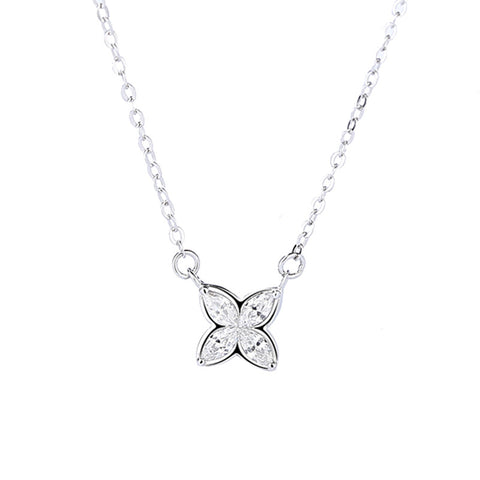 four-leaf clover necklace