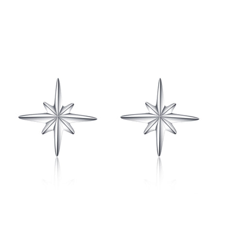 Birthday Party Lovely Stud Cute Earrings Design 925 Sterling Silver