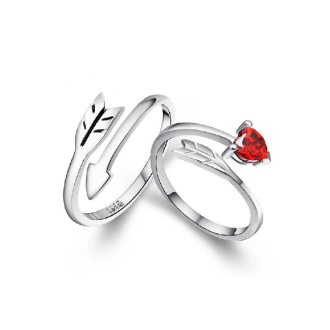open couple ring
