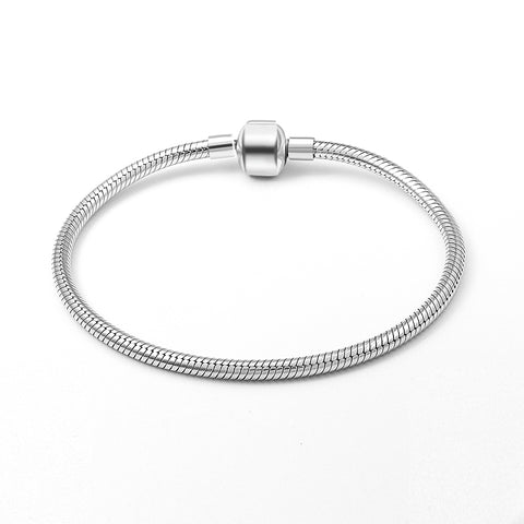 Simple Bracelet Design 7 Inches Bracelet 925 Sterling Silver