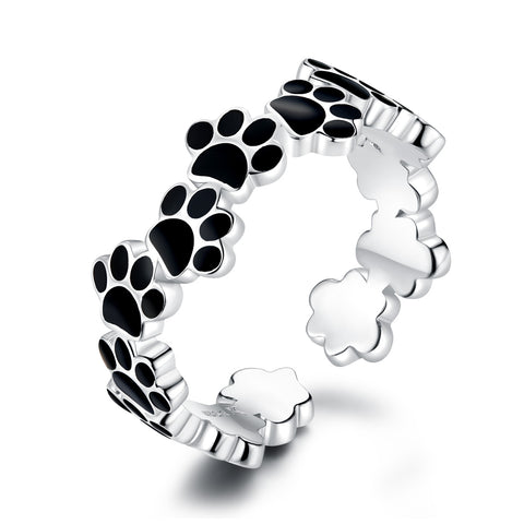 Cute Animal Imprint Ring