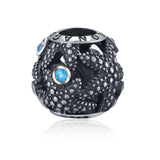 Oceanic Starfish Charm Beads Oxidized Accessory Jewelry Starfish Beads