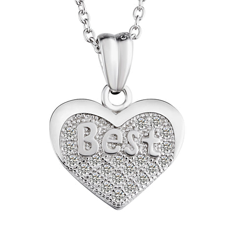 Best Engraved Necklace Friends, Sister, Brother, Relatives Necklace