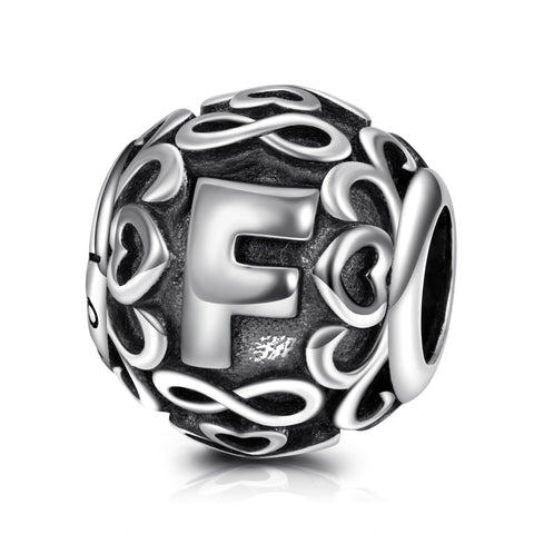 Silver beads charm jewelry accessory wholesale 925 sterling