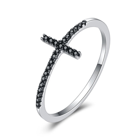 Cross Faith Ring