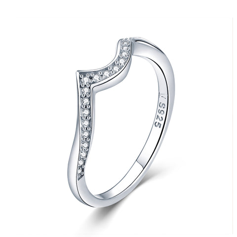 Heart Point Ring