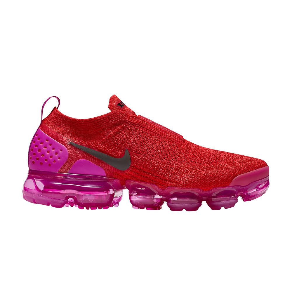 1f141dd79f03 Nike Air VaporMax Flyknit Moc 2 - Women s Running Shoes University Red  AJ6599-600