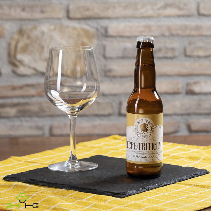 ECCE TRITICUM Birra in stile American Wheat 0,33 l - Birrificio del Catria