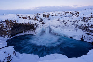 Northern Iceland Adventure: October 19th-25th