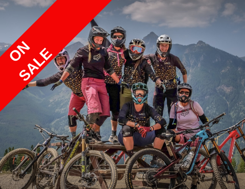 All Ladies Mountain Biking Camp - Canmore: July 6th, 2019