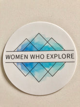 Load image into Gallery viewer, Women Who Explore Sticker