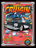 Official Cruisin' The Coast Posters