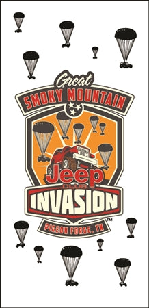 2018 Jeep Invasion Towel (MADE TO ORDER)