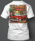 2018 Cruisin' The Coast Main T-shirt