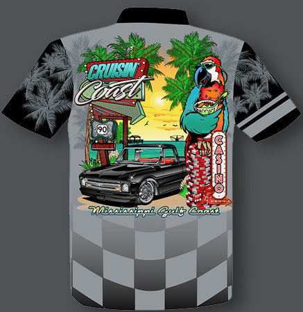 2019 Cruisin' The Coast Sublimation Camp