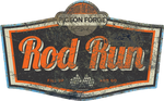 Pigeon Forge Rod Run 37F Metal Sign (Made to Order)