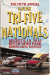 Danchuk American Tri-Five Nationals 5th Annual Poster Sign