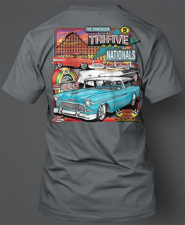 2019 Tri-Five Nationals Main Design