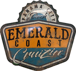 Emerald Coast Cruizin' Distressed Logo Sign